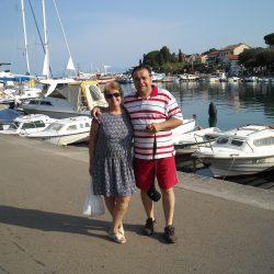 Drimba György - csípőprotézis után
